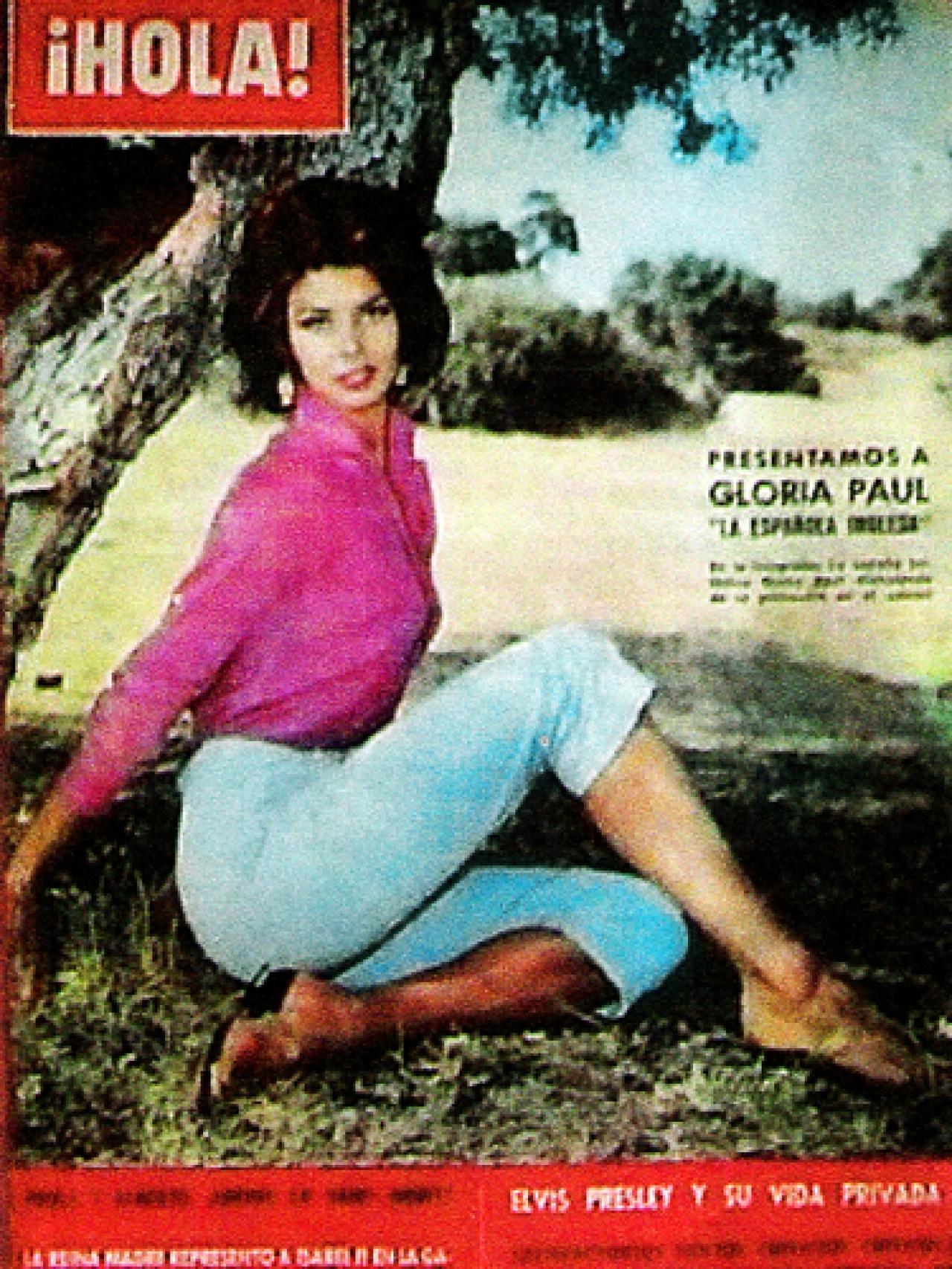 Gloria Paul Nude Photos 33